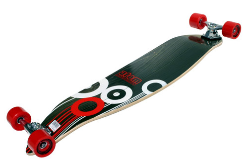 "The MBS Atom 39"" Lowrider Longboard Bottom"