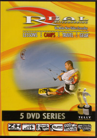 Real 5 Kiteboarding DVD Series