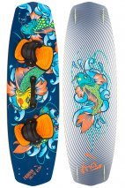 HQ Kiteboard l Moana 140 x 40 cm, blue