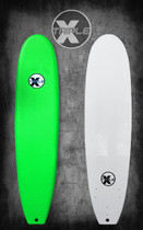 Solid Green Soft Top Surfboard