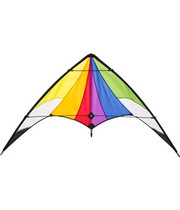 HQ Orion Eco Line Stunt Kite in Rainbow Design