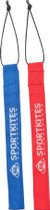 HQ Red & Blue Wrist Straps l  Free Shipping