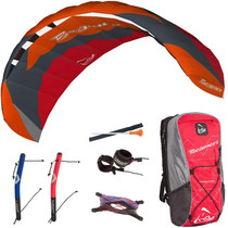 HQ Beamer V 4M Power Kite l Free Shipping