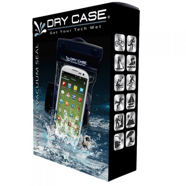 DryCASE Waterproof Phone Case.l Shadeonme 616073817aafb