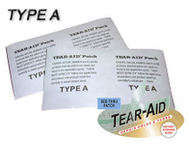 Tear Aid TYPE A Patch l Kitesurfing Repair Patch