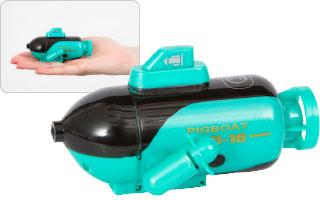 Invento RC Mini Radio Controlled Submarine