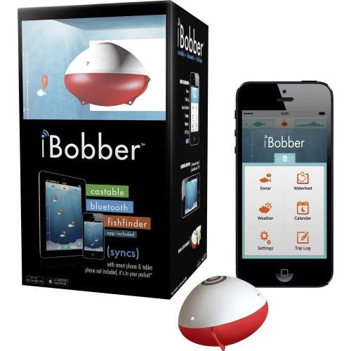 ibobber smartphone fishfinder