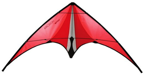 Prism Micron Orange Stunt Kite