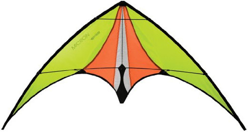 Prism Micron Yellow Stunt Kite