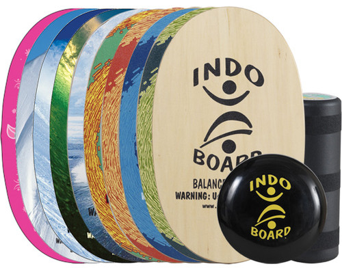 Indo Board Trainer Package