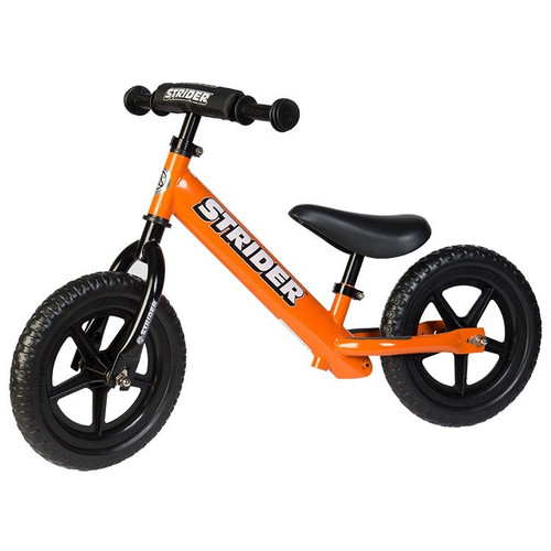 Strider 12 Sport Balance Bike Orange