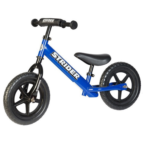 Strider 12 Sport Balance Bike Blue