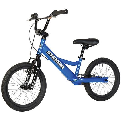 Strider 16 Sport Balance Bike l Blue