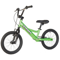 Strider 16 Sport Balance Bike l Green