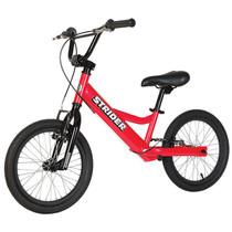 16 Sport Balance Bike Red