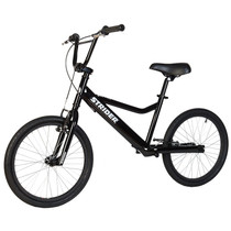 20 Sport Balance Bike Black
