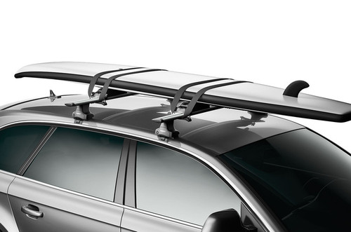 Thule SUP Shuttle Stand Car