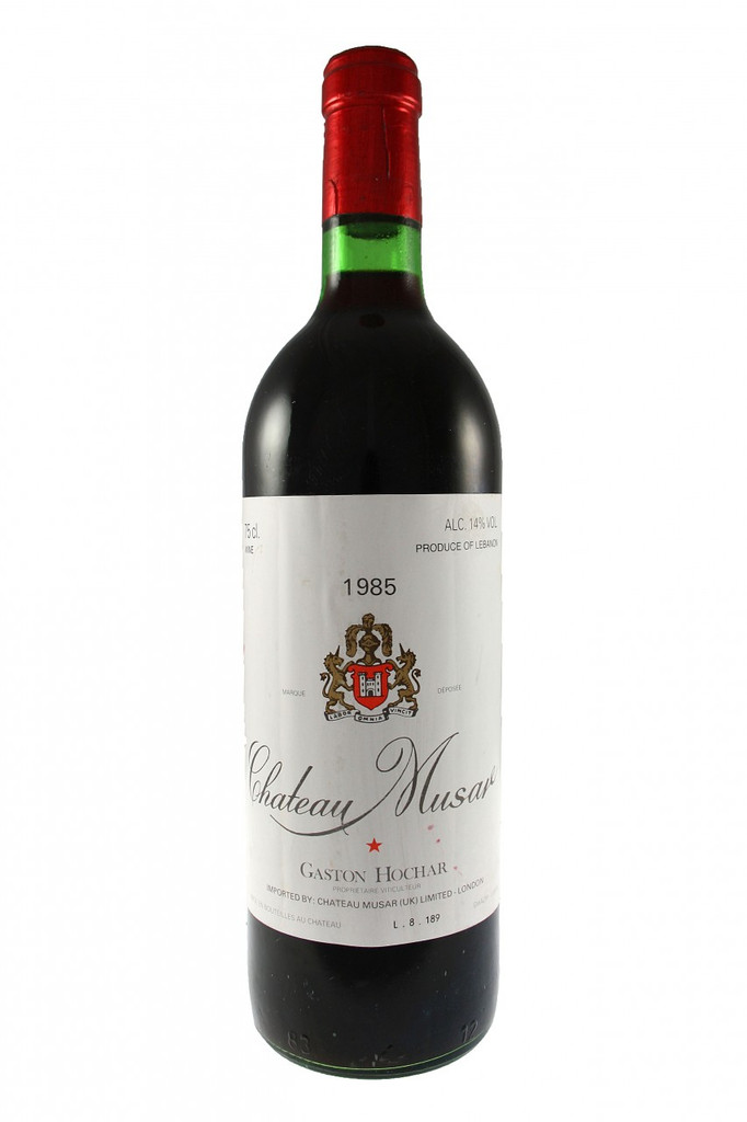 Chateau Musar Red 1985