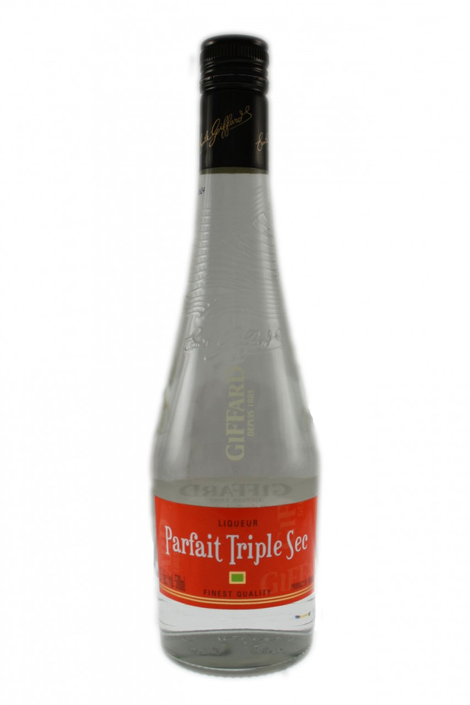 orange-flavoured liqueur