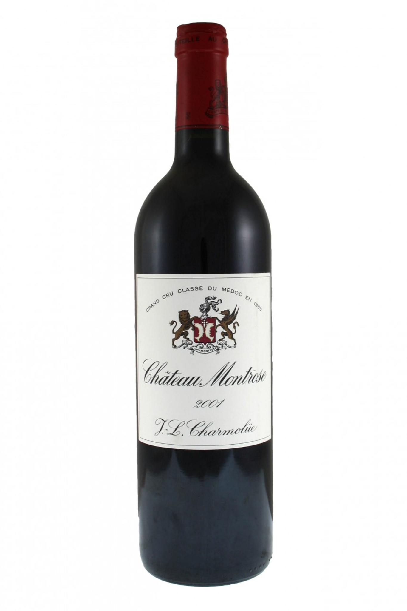 Chateau montrose 2001 chateau montrose from fraziers wine for Chateau montrose