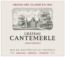 Chateau Cantemerle 2009
