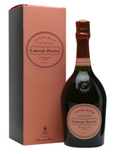 Laurent Perrier Rose Champagne (Card Gift Box)