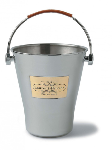 Laurent Perrier Ice Bucket with Leather Handle