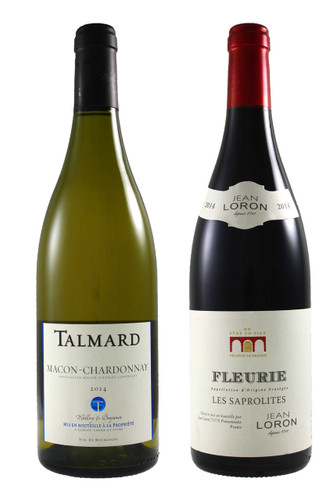 French Classic Wine Selection Twin Pack