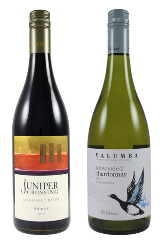 Zesty and Fruity Wine Selection Twin Pack
