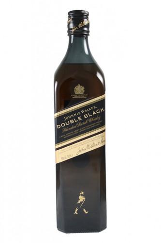 "Johnnie Walker ""Double Black"" Label Blended Scotch Whisky"