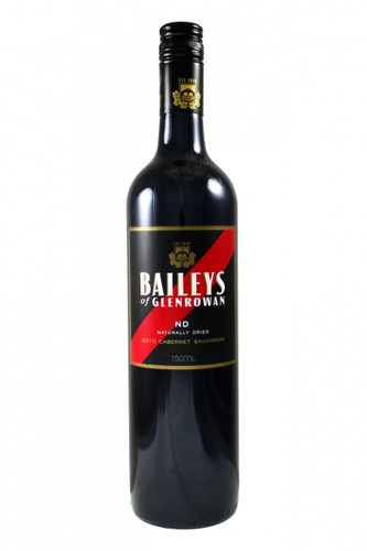 Baileys of Glenrowan ND Naturally Dried Cabernet Sauvignon 2010