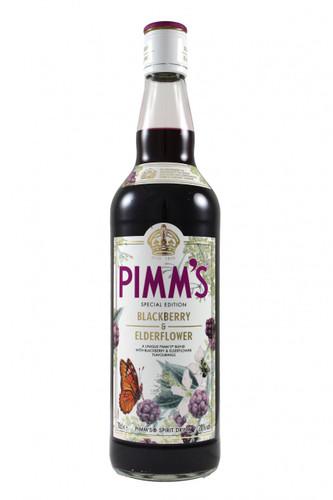 Pimms Blackberry and Elderflower