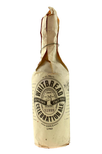 Whitbread Celebration Ale 250 Years 1742-1992