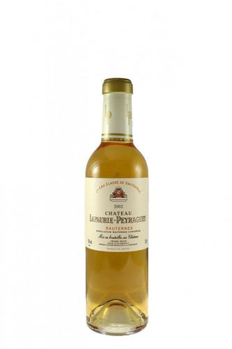 Chateau Lafaurie Peyraguey 2002 Half Bottle
