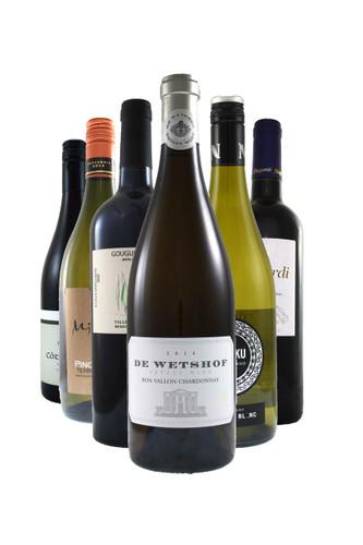 Vintage Favourites 6 Bottle Wine Selection Case