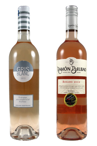 Delicate Roses Wine Selection Twin Pack
