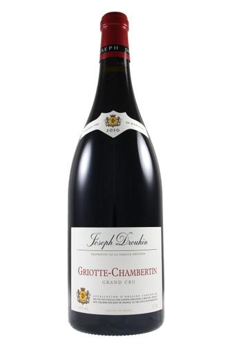 Griotte Chambertin Grand Cru 2010 Joseph Drouhin Magnum