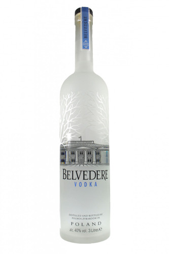 Belvedere Vodka 6 Litres Illuminated Bottle