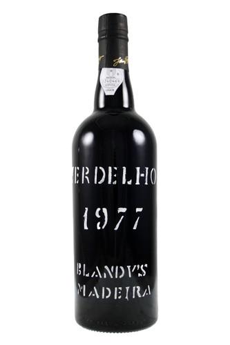 Blandys Verdelho Maderia 1977