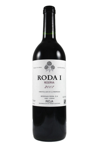 Roda I shows intense black cherry aromas, blackberry and wild herb with dense powerful, spicy and mineral fruit on the palate. This is a wine with serious structure, harmonious balanced acidity and ripe soft tannins.