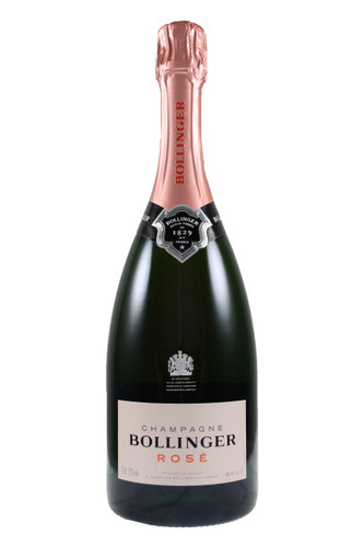Bollinger Rose non-vintage is the first Champagne to come from Bollinger for more than 30 years. This Champagne is a crisp rose blended from Pinot Noir, Chardonnay and Pinot Meunier grapes for a flavour of summer berry fruits. Fantastic, quality rose Champagne ideal for special occasions, valentines gifts or birthdays. A definite Champagne for the ladies