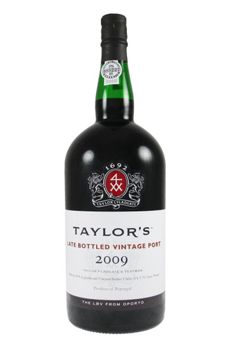 Taylors Late Bottled Vintage Port Magnum 2009