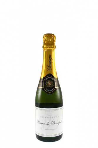 Pale golden in colour, clean elegant fruit with a creamy texture and a soft appealing finish. This great value Champagne has been a real success with our customers. The half bottle bottle offers the chance to enjoy a glass or two every day of the week.