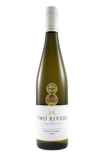Two Rivers Pinot Gris 2014