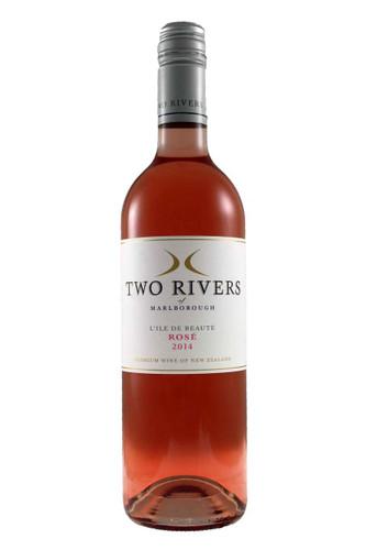 Two Rivers L'ile De Beaute Rose 2014