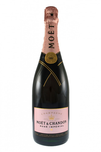 Moet and Chandon Brut Rose Non Vintage Champagne