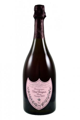 Dom Perignon Rose 2002 Gift Box