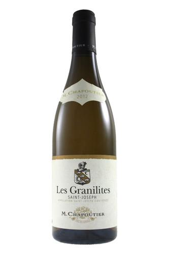 Saint Joseph Blanc Les Granilites 2012