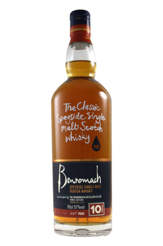 Benromach 10 Year Old Single Malt Cask Strength