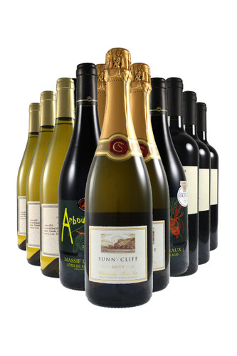 Autumn Wine Selection 2015 One Dozen Bottles